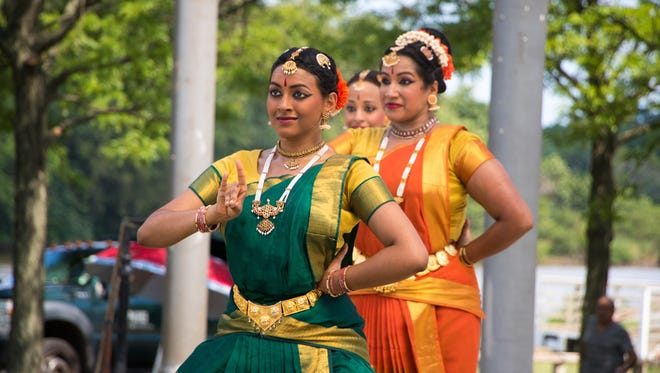 The Kalamandir Dance Group will be among the many highlights of Hub City Sounds: Second Annual Indo-American Festival on Aug. 12 in New Brunswick's Boyd Park.