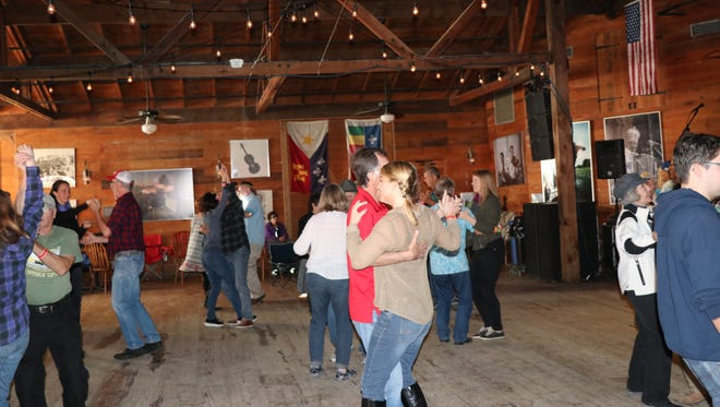 Vermilionville holds weekly dances with an array of Cajun and zydeco bands.