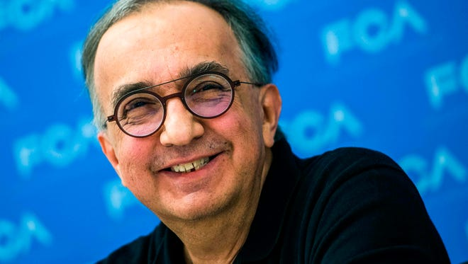 Fiat Chrysler CEO Sergio Marchionne was paid $11.95 million in salary and bonus in 2017 as well as millions in stock for the prior three years and additional non-cash compensation in insurance and tax items.