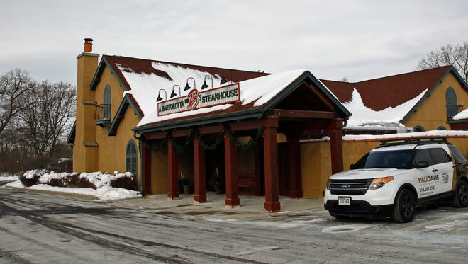 A Fire at Mr. B's - A Bartolotta Steakhouse in Brookfield caused an estimated $100,000 in damages. The City of Brookfield Fire Department responded to the restaurant at 6:55 p.m. Feb. 12 at 18380 W. Capitol Drive for a possible chimney fire.