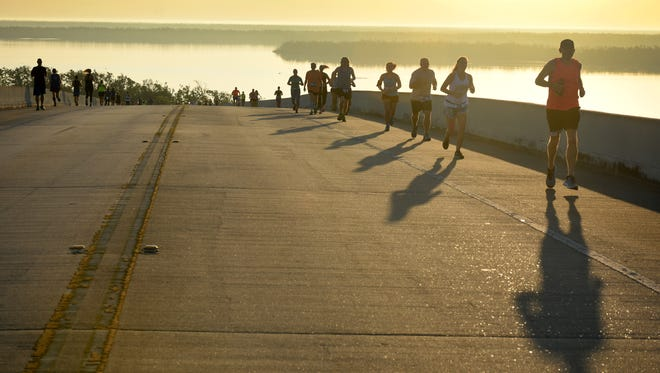 The 12th Annual Marco Island Half Marathon and 5K Bridge Run is from 7:30 a.m. until 10 a.m., March 15.