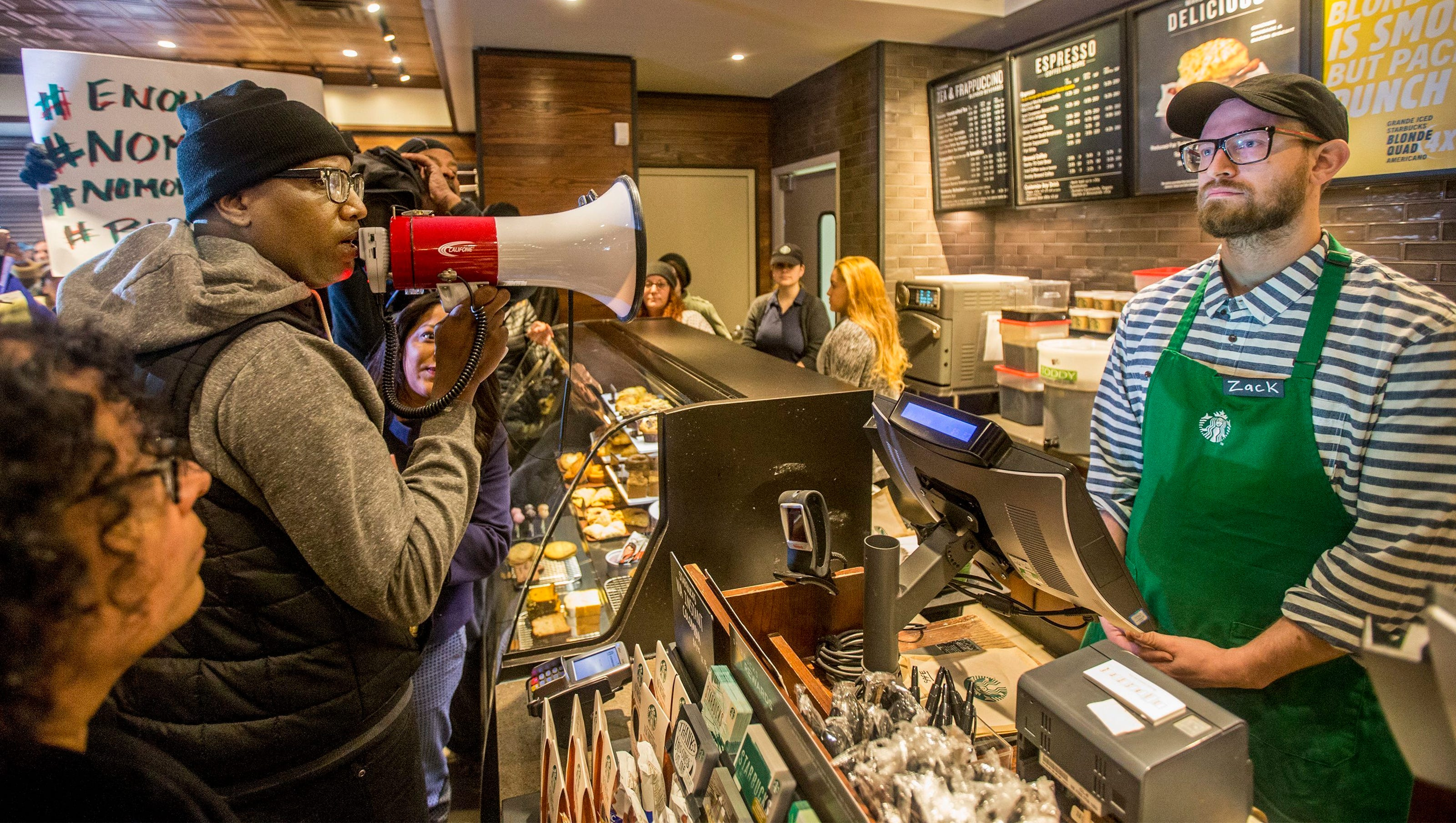 forget starbucks. restaurant racism is as old as the u.s.