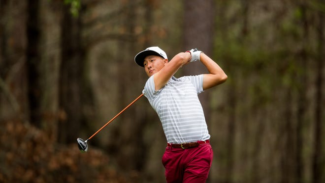 Florida State freshman John Pak has finished in the Top 10 eight times in 10 events this season.