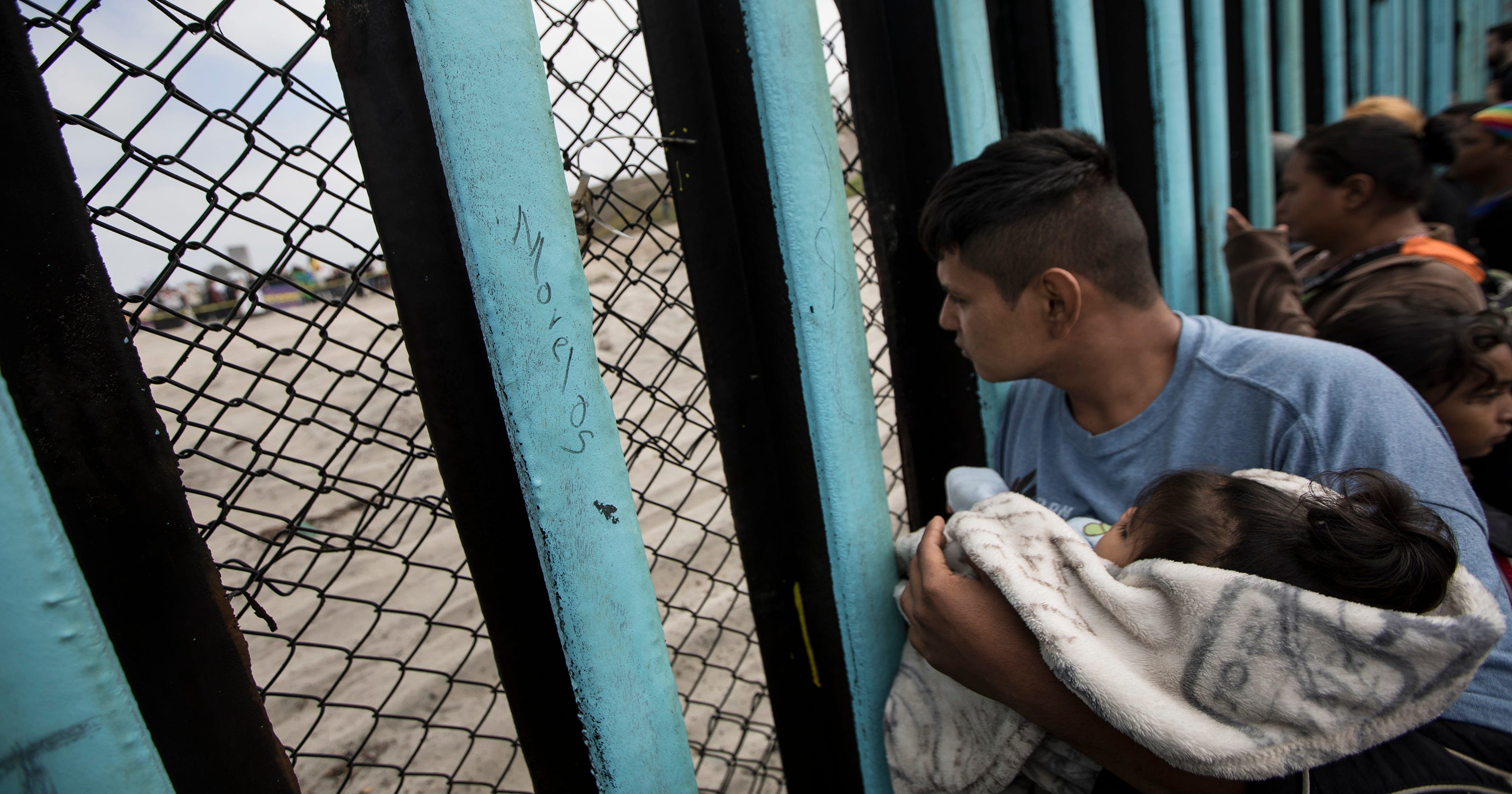 2091d38b99 Immigrant children  Here s what s happening with kids at the border
