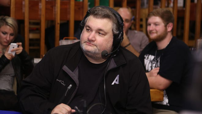 Artie Lange pictured in 2014.