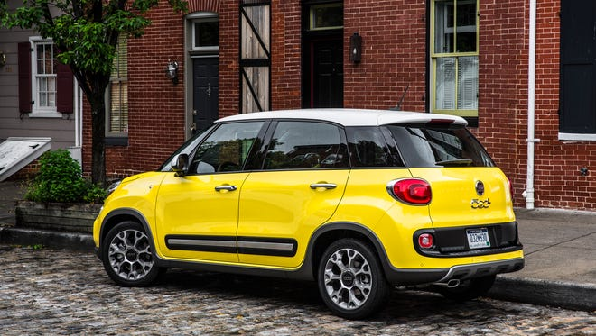 The Fiat 500L was the worst vehicle in Consumer Reports' reliability survey.