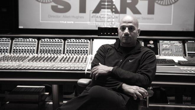 Director Allen Hughes
