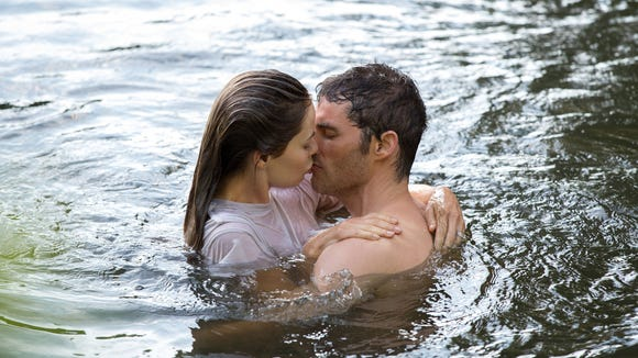 "James Marsden and Michelle Monaghan star in ""The Best"