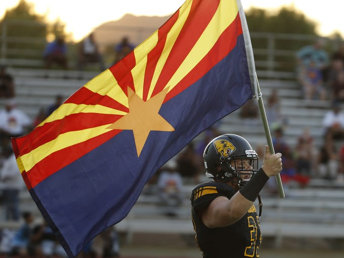 37 Arizona high schools had more than one former player