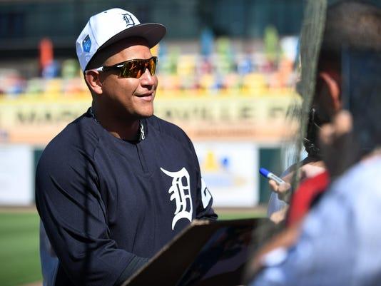 Tigers Miguel Cabrera Returns I Feel Good
