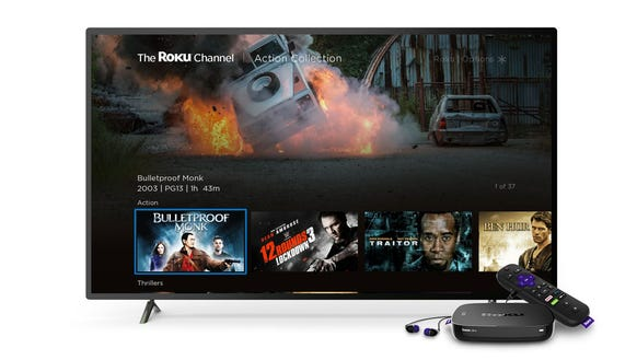 An upcoming software update for streaming service Roku,