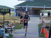 VanOosten wins 2018 Cereal City Triathlon