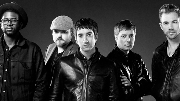 Pop-punk band Plain White T's is set to perform at 8 p.m. Friday at Tricky Falls, 209 S. El Paso St.
