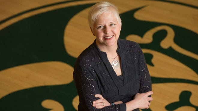 CSU Vice President for Enrollment and Access Melissa Trifiletti