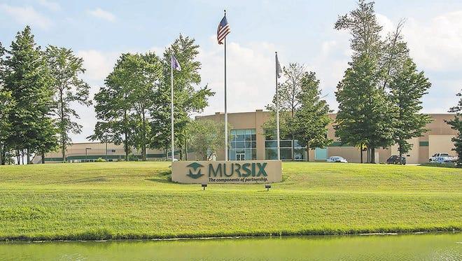 2017 Mursix Service Awards