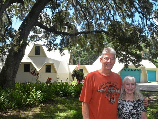 Dome Home Canaveral Groves