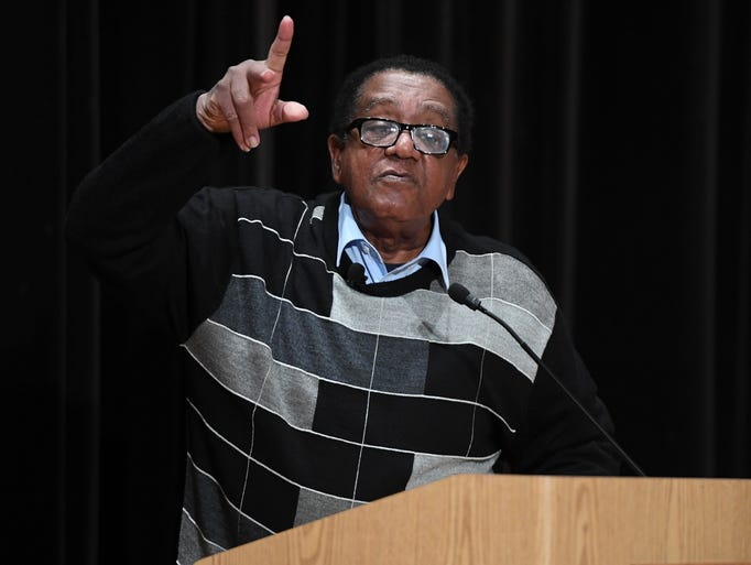 Co-founder of the Black Panther Party Bobby Seale was