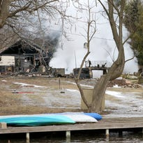Man's burnt marijuana ashes started the fire that destroyed his father's Summit home, complaint says