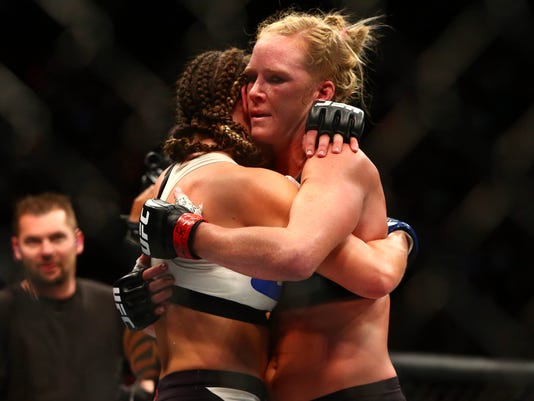 USP MMA: UFC 196-HOLM VS TATE S OTH USA NV