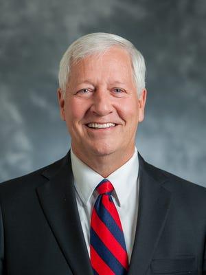 Belmont University President Dr. Bob Fisher.