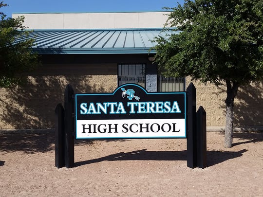 Santa Teresa High School, Santa Teresa, New Mexico