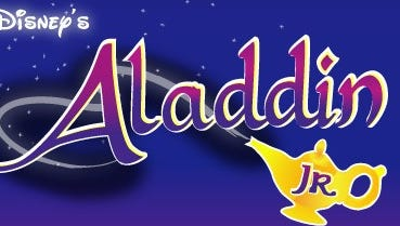 """Aladdin Jr."" auditions for actors ages 7-14 are set for Sunday at 1 p.m. in the Alexandria Mall."