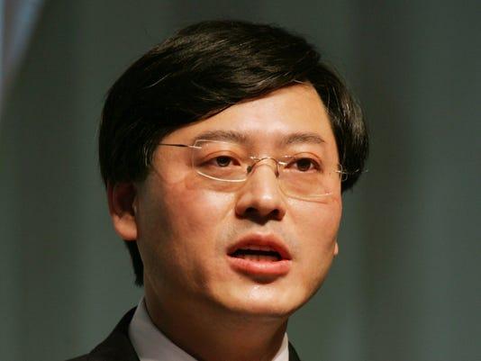 Lenovo chief shares $3.25 million of bonus with staff