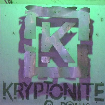 Police raid Club Kryptonite.