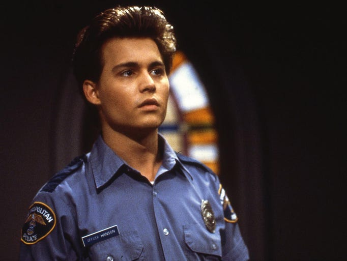 Johnny depp rolls with his roles - 21 jump street box office ...