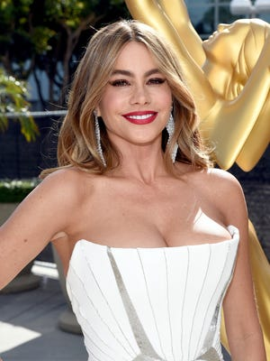 Actress Sophia Vergara attends the 66th Annual Primetime Emmy Awards held at Nokia Theatre L.A. Live on August 25, 2014 in Los Angeles, California.