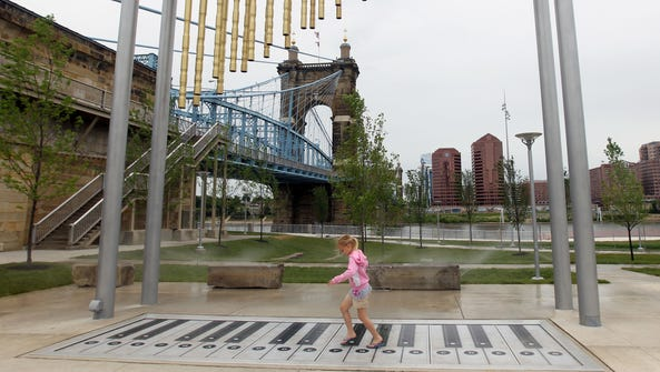 About $40 million in Smale Riverfront Park work funded