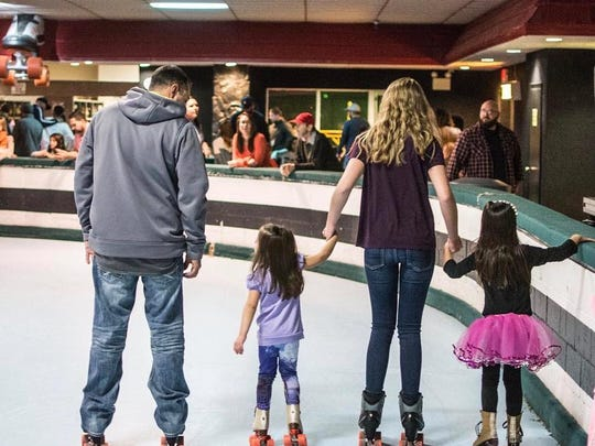 """Skateworld West in Westland will hold its """"Noon Year's Eve"""" event Sunday from 11 a.m. to 3 p.m."""