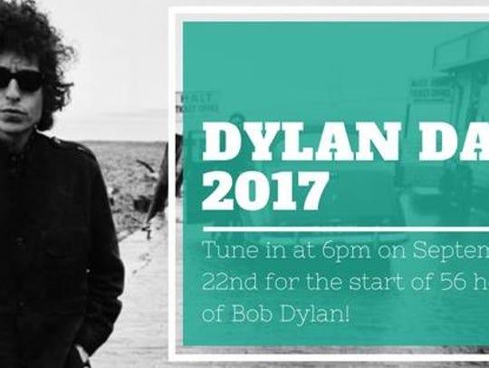 Dylan Days will return Sept. 22-24, 2017 on WWSP 90FM.