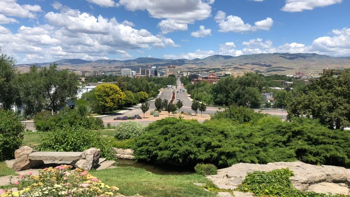 Burgeoning Boise, the best-kept secret in the Pacific Northwest