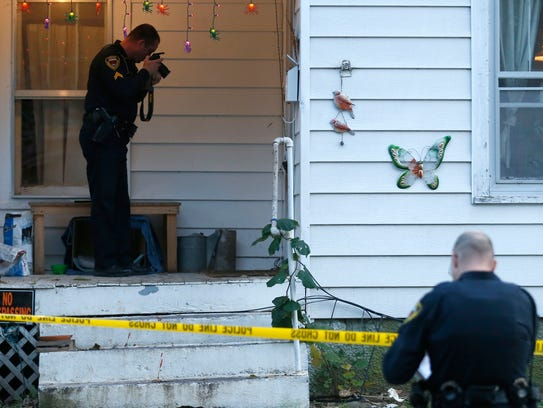 Police are investigating a stabbing that happened in