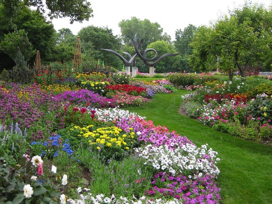 Celebrate the Earth, and spring, on May 4 at the Rotary Botanical Gardens in Janesville.
