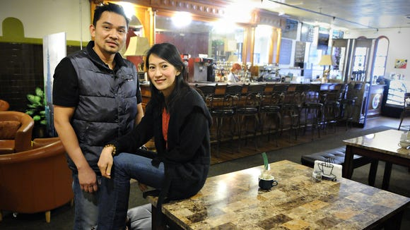 Lek and Ying Pojanatus, the owners of Seven Elephants Coffee in the former Meeting Grounds location at 27 Seventh Ave. N., had to close after his health deteriorated on a trip to their native Thailand.