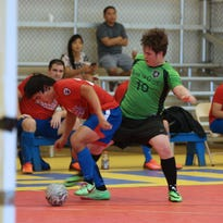 Mosa's on top after first week of futsal league