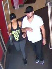 These suspects used stolen credit cards to buy thousands of dollars worth of computers and electronic items at Target stores, the Apple store and Best Buy stores, according to a Clive Police Department news release.