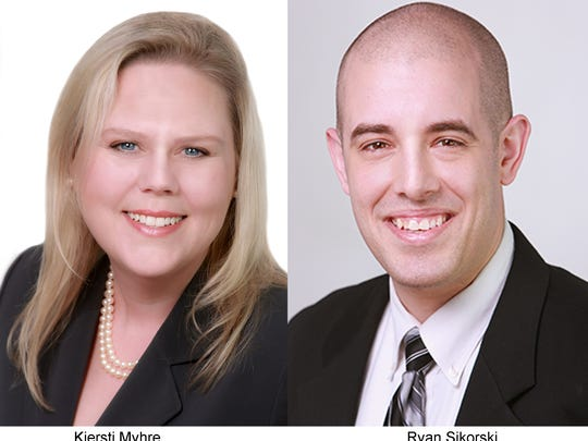 CW Solutions has promoted Ryan Sikorski to real estate project administrator and Kjersti Myhre to senior land research associate. The East Brunswick-based national real estate services firm focusing on the wireless telecommunications and utility industries also hired Richard Salvatore as a right-of-way and land research associate.