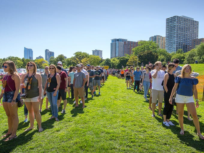 Photos: 2017 Milwaukee Brewfest