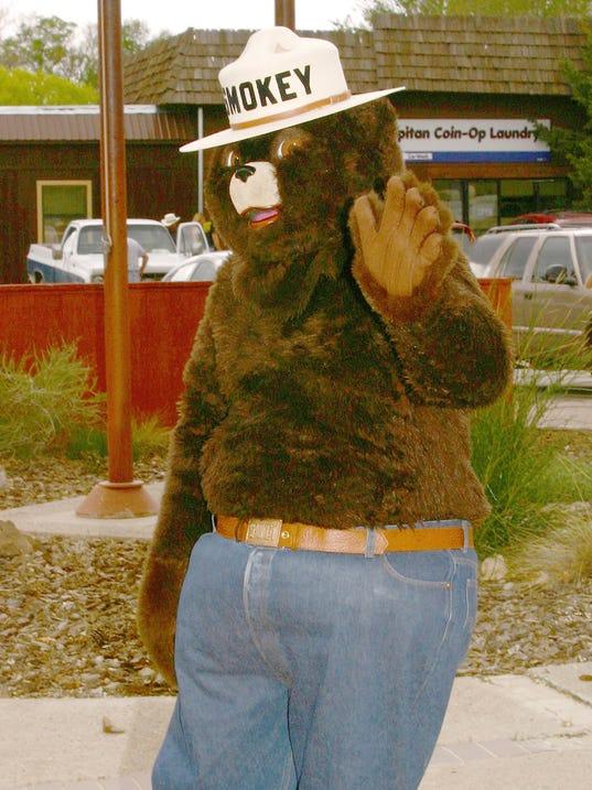 Smokey Bear Turns 70 (2)
