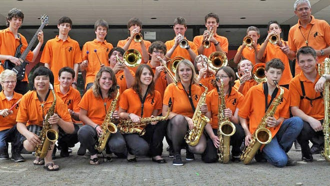 The Goethes Groove Connection from Germany will perform Tuesday, July 17 at 7 p.m. at Holy Family Church and at 7:15 p.m. Wednesday, July 18 at at Buttermilk Creek Park, Fond du Lac.
