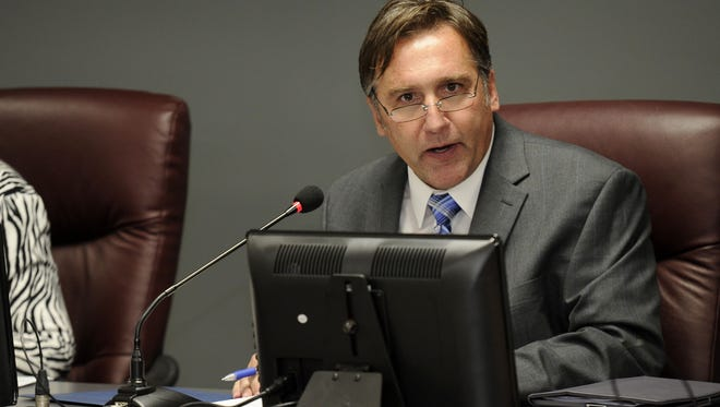 Williamson County Schools Superintendent Mike Looney.
