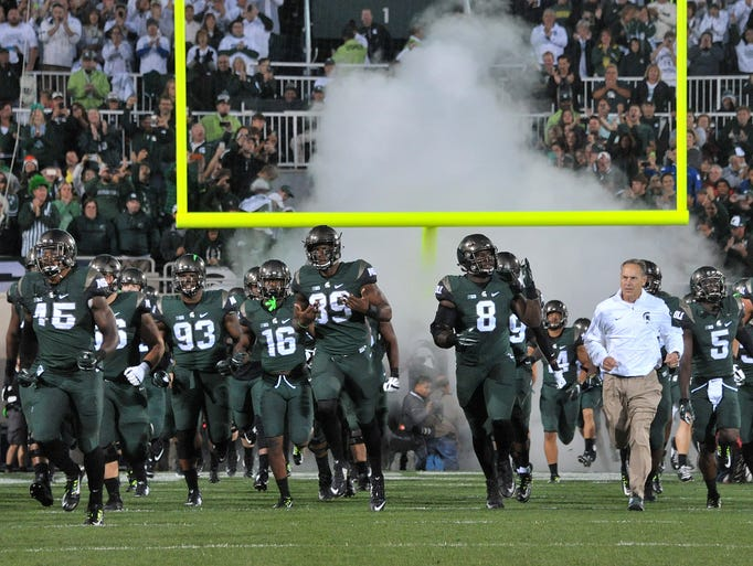 The Spartans enter 2016 on the heels of one of the