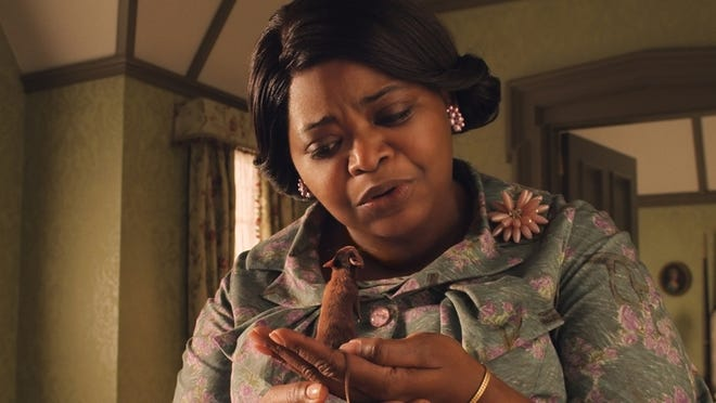 "Octavia Spencer in a scene from ""The Witches."""