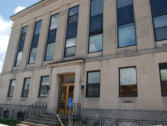 The Sumner County Courthouse could eventually house the district attorney general.