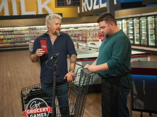 "Newark chef Robbie Jester has appeared three times on the Food Network series ""Guy's Grocery Games"" hosted by celebrity chef Guy Fieri."