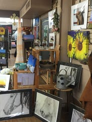 Coach House Gallery carries the works of Fred Stevens,