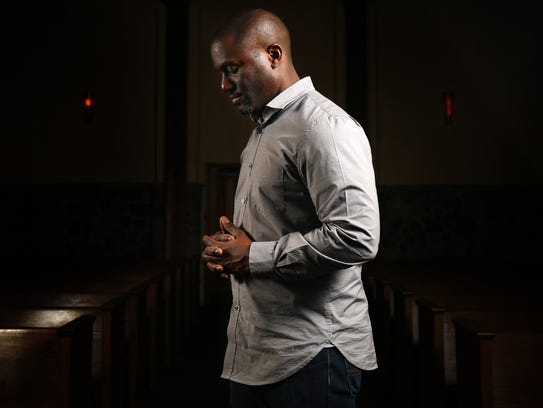 """While preaching at Crossroads in Oakley in 2015, Pastor Chuck Mingo told congregants, `I feel like God is calling me to be a voice of racial reconciliation in Cincinnati."""" At that moment, the Undivided program was born."""